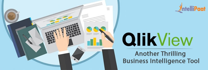 QLIKVIEW: Another Thrilling Visualization Tool for complex