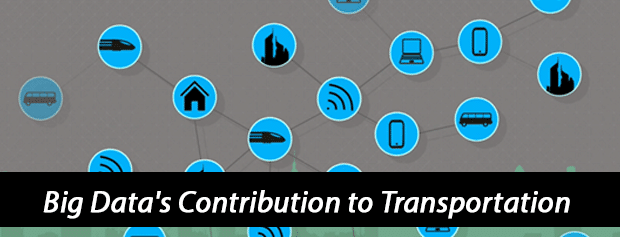 Big Data's Contribution to Transportation