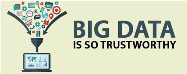 Big data Trustworthy