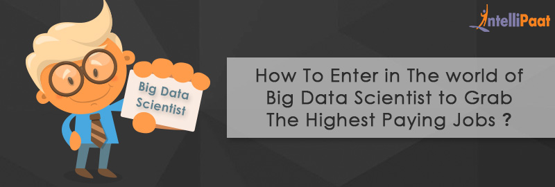 how to become a big data scientist