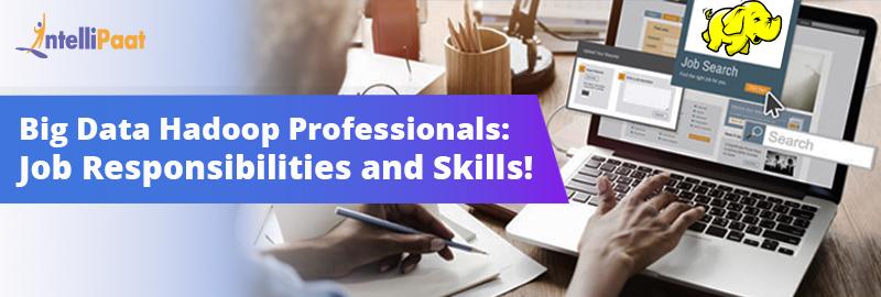 Big Data Hadoop Professionals: Job Responsibilities and Skills!