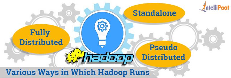 Types of Hadoop installation