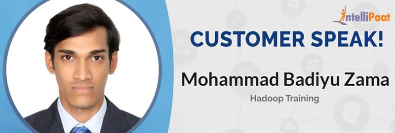 From Software Developer to a Big Data Expert: Mohammad's journey