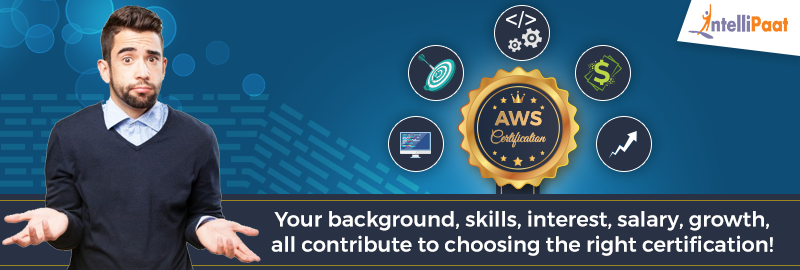 How to choose the right AWS Certification