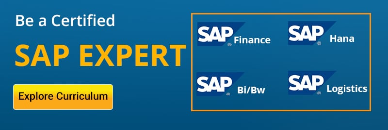 What is SAP Certification? - Intellipaat Blog