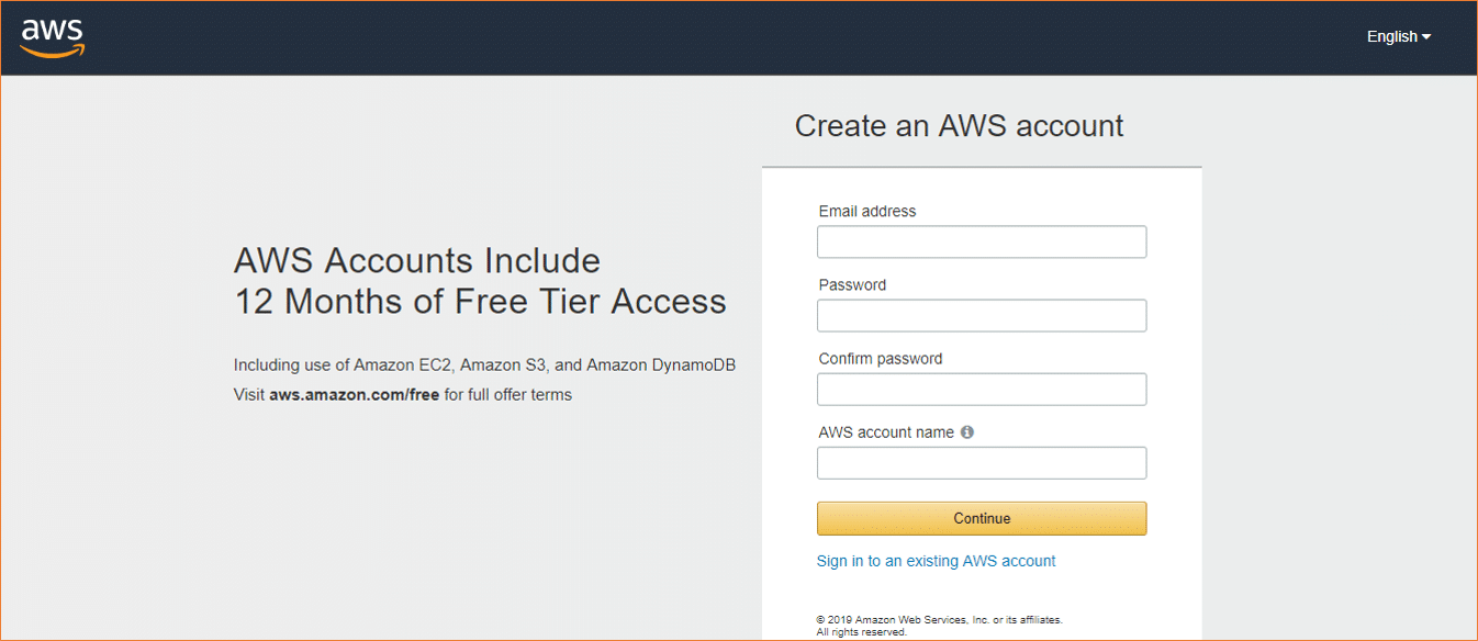 What is Amazon AWS Management Console - AWS Management
