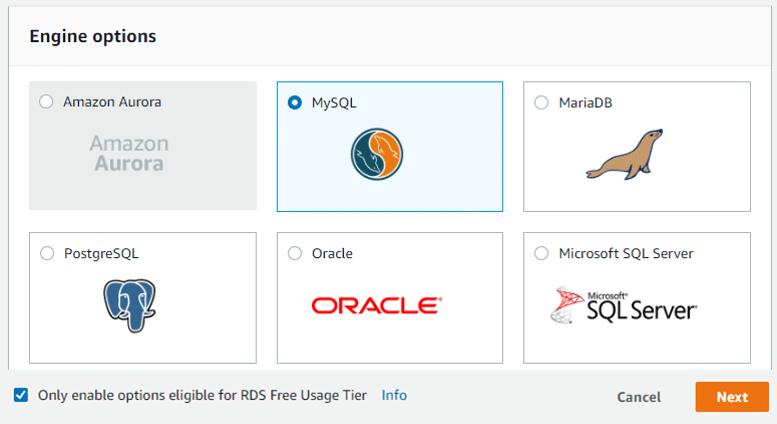 Database engines