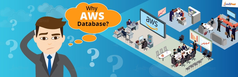 why aws databases