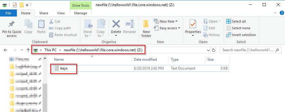 Azure file shared-Azure Storage-Intellipaat