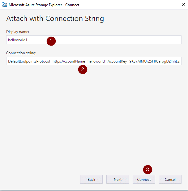 Azure connection string-Azure Storage-Intellipaat
