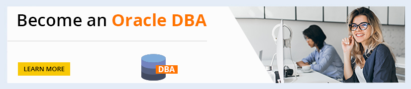 Oracle DBA Tutorial – Learn Oracle DBA from experts – Intellipaat