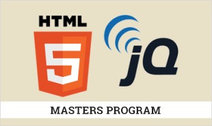 HTML And JQuery Training