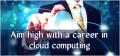 aim high with career cloud computing