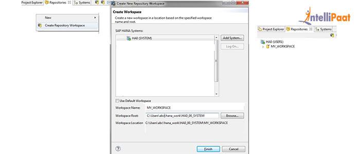 SAP HANA Application