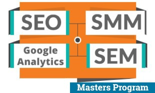 SEO, SMM, SEM, Google Analytics Training - Combo Course