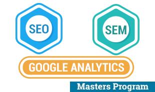 Seo sem google analytics Training