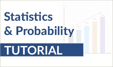 Statistics and Probability tutorial