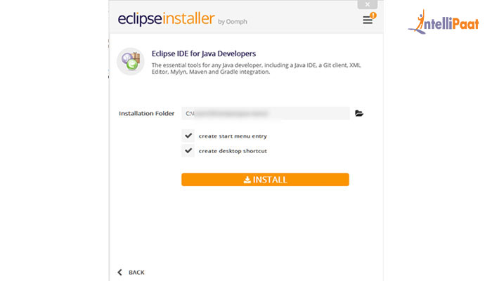 Step 2 Install Eclipse IDE
