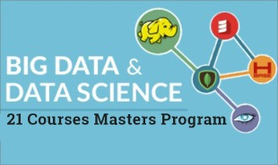 Big Data, Data Science Masters Program