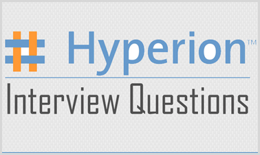 Hyperion Interview Questions