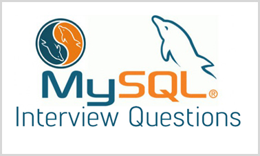 MySQL Interview Questions  Interview Questions For Servers