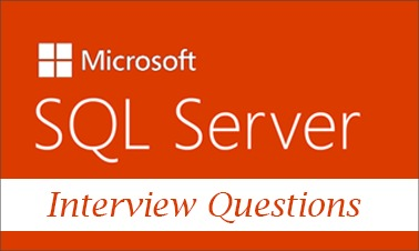 SQL Server Interview Questions And Answers Asked In 2016 SQL