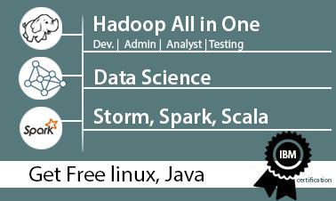 Data Science, Spark, Scala, Strom