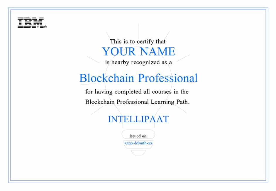 Blockchain Course, Certification & Online Training