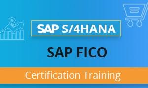 SAP S4 HANA FICO Training