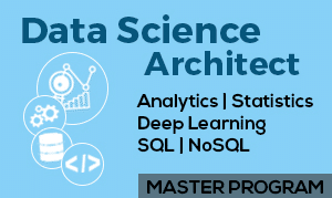 Data Science Architect Masters Course