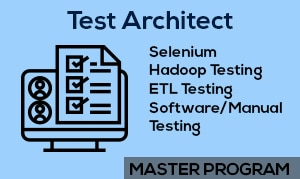 Test Architect Master Program