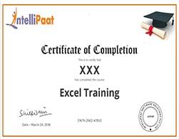 excel training classes online excel courses online intellipaat