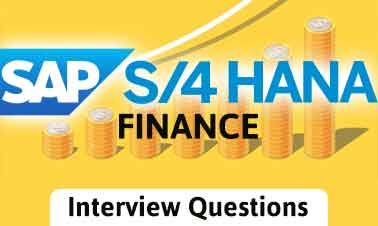 Top s 4 hana finance interview questions and answers for 2018 top answers to s 4 hana finance interview questions fandeluxe Image collections