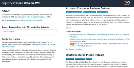 Amazon Dataset