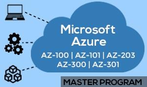 Azure Master program