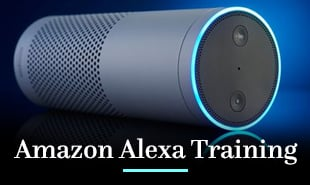 Amazon Alexa Training