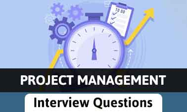 project management questions and answers