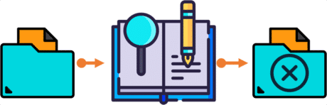 Python file operation