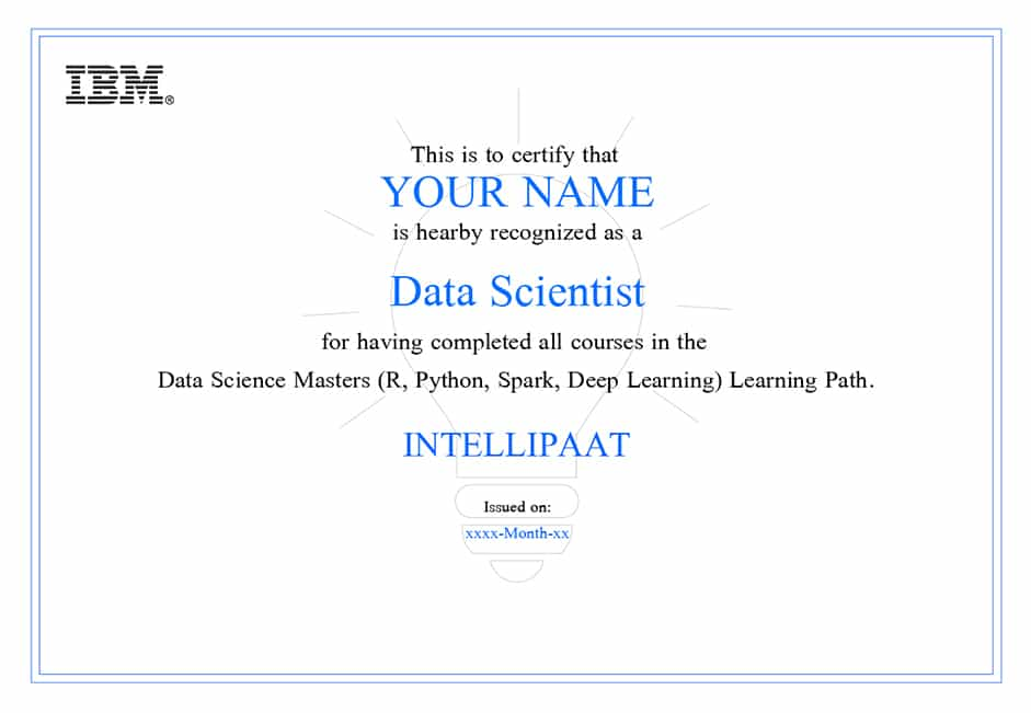 Data Science Architect Masters Course Training - Intellipaat