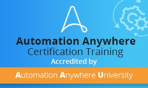 Automation anywhere certification training