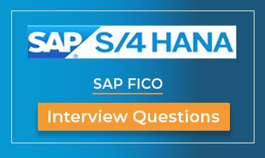 SAP FICO Interview Questions and answers