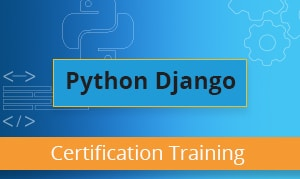 Python Django Certification Training