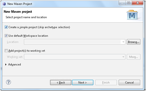 how to create main and test folder in eclipse