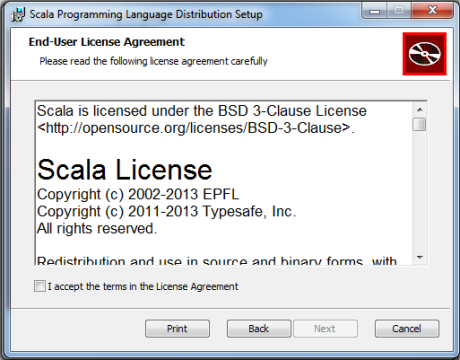 scala installation3